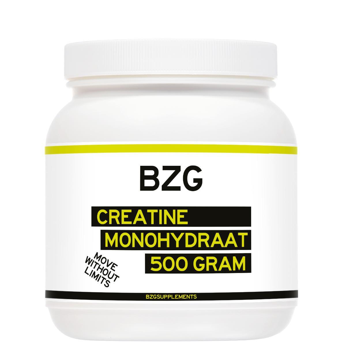 BZG Creatine Monohydraat