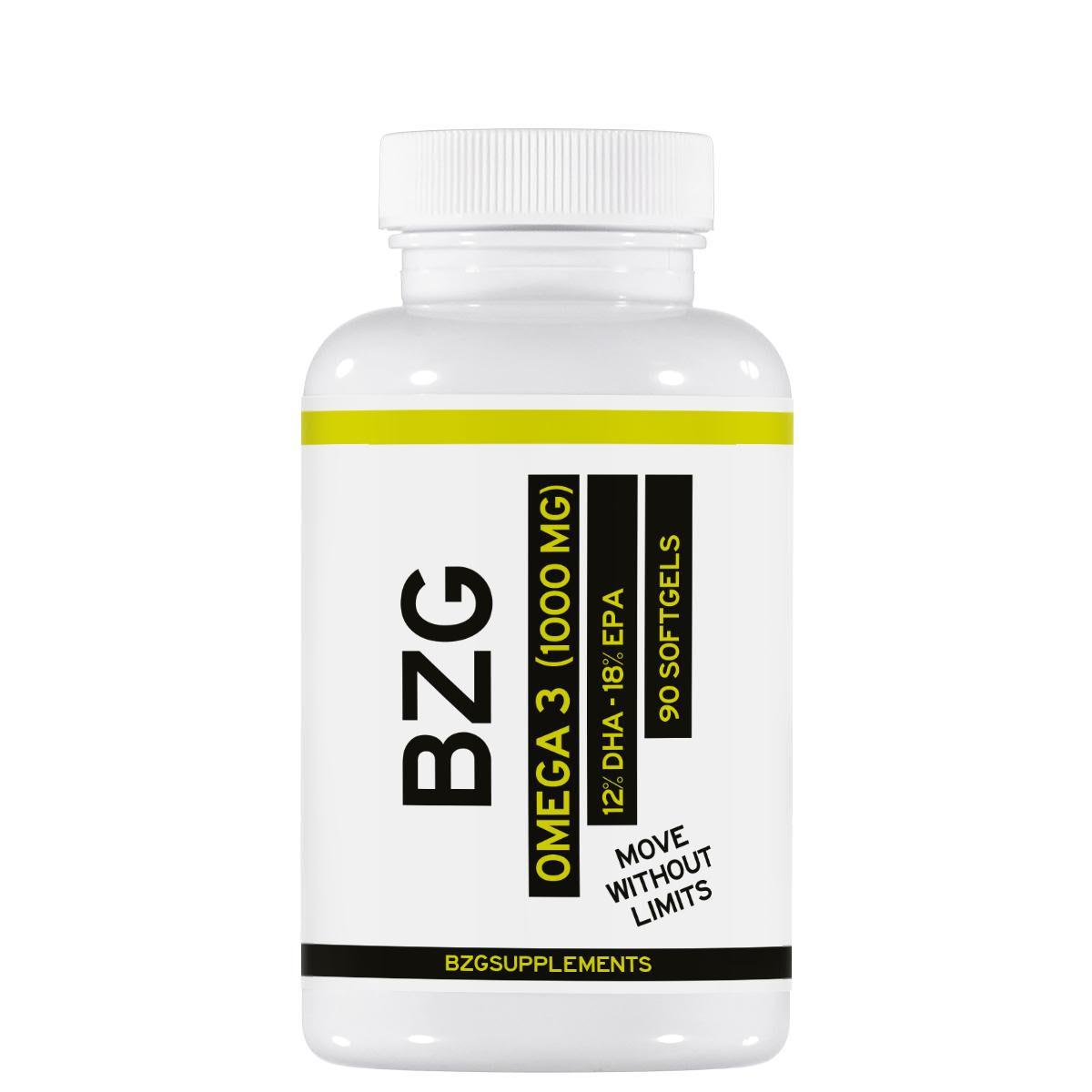 BZG Omega 3 (1.000 mg)